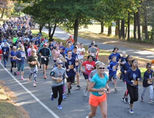 Great Pumpkin Classic 5K Run