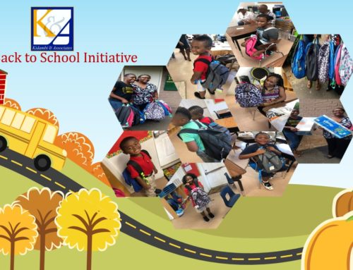 Back to school Initiative