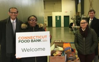 food bank dropoff